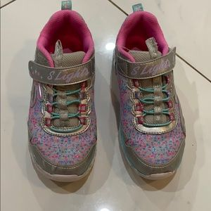 Kids Light up Skechers